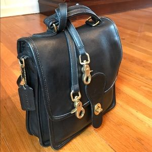 Coach Vintage 5130 Station Bag